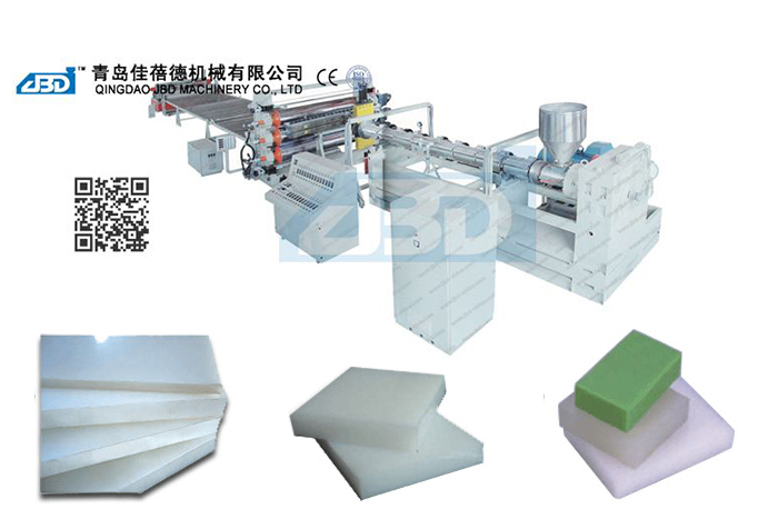 PE、PP、ABS Thick Board Production Line